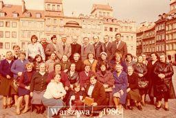 /fot.: Warszawa 1986 /