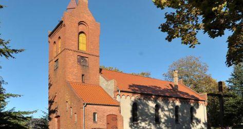 Kościół filialny - Bogusław