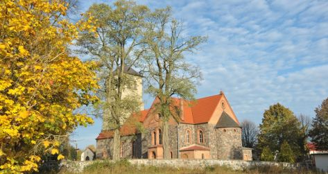 Kościół parafialny - Cychry