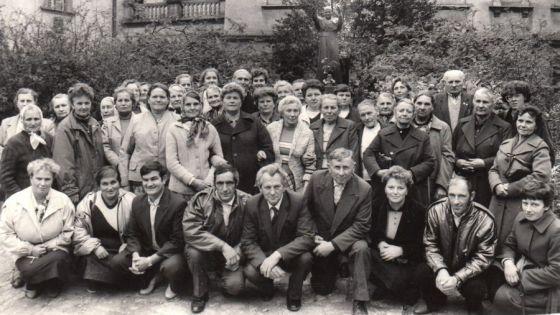 /fot.: Kraków 1988 /